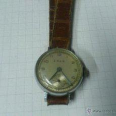 Relojes de pulsera: RELOJ DE CUERDA DE SEÑORA EDOX. SWISS MADE. NO FUNCIONA.... Lote 40695857