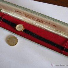 Relojes de pulsera: PRECIOSO RELOJ DE SEÑORA VINTAGE SEKONDA. Lote 41027161