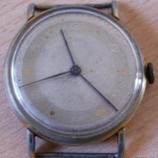 Relojes de pulsera: ANTIGUO RELOJ EDOX - D.S. ACERO INOXIDABLE.. Lote 41041291