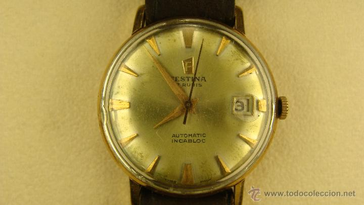 Gur de autos vintage cre este reloj de US 11,500