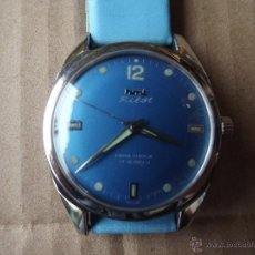 Relojes de pulsera: VIEJO RELOJ VINTAGE DE CABALLERO A CUERDA HMT PILOT(MADE IN INDIA). Lote 41253104