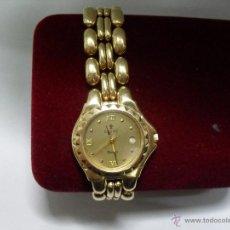 Relojes de pulsera: RELOJ ORO 18K.. Lote 41456743