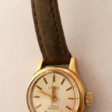 Relojes de pulsera: RELOJ DE SEÑORA, SUIZO, LANCO. Lote 41563901