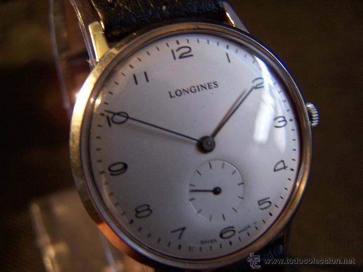 Antiguo reloj de pulsera longines del año 1943 - Vendido en Venta ... 5fe5eda82893
