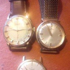 Relojes de pulsera: 3 BONITOS RELOJES RADIANT. Lote 40759478