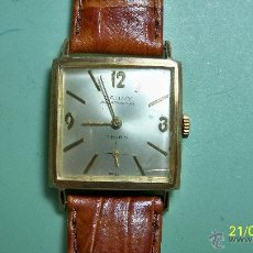 Relojes de pulsera: RELOJ PRIMA CAUNY AMBASSADEUR. FUNCIONA PERFECTAMENTE. Lote 41797716