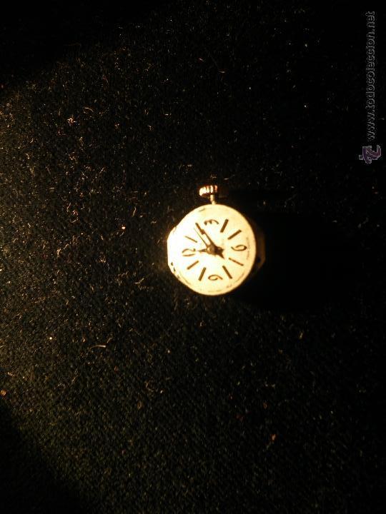 MAQUINARIA ANTIGUA RELOJ LUMIGE - FUNCIONA (Relojes - Pulsera Carga Manual)