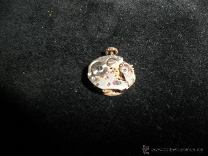 Relojes de pulsera: MAQUINARIA ANTIGUA RELOJ LUMIGE - FUNCIONA - Foto 2 - 41992066