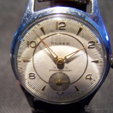 Relojes de pulsera: ANTIGUO RELOJ DE PULSERA DE CARGA MANUAL, ANKER. Lote 42036842