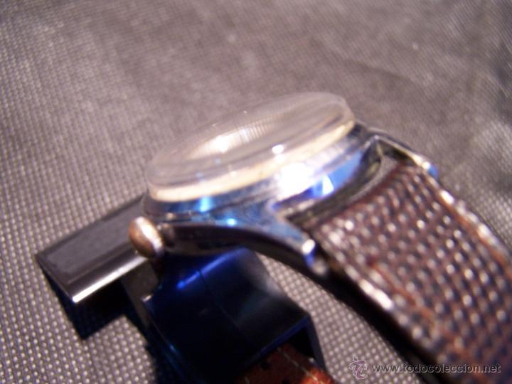 Relojes de pulsera: Antiguo reloj de pulsera de carga manual, ANKER - Foto 14 - 42036842