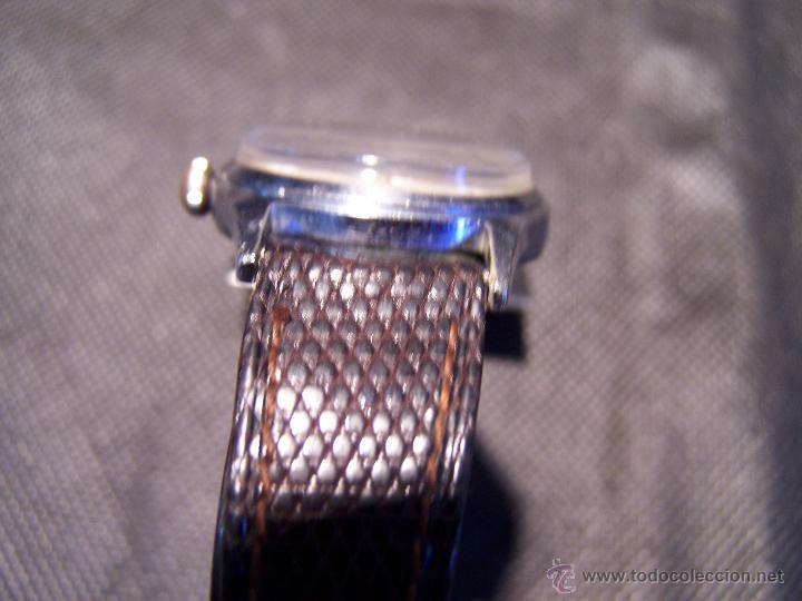 Relojes de pulsera: Antiguo reloj de pulsera de carga manual, ANKER - Foto 15 - 42036842
