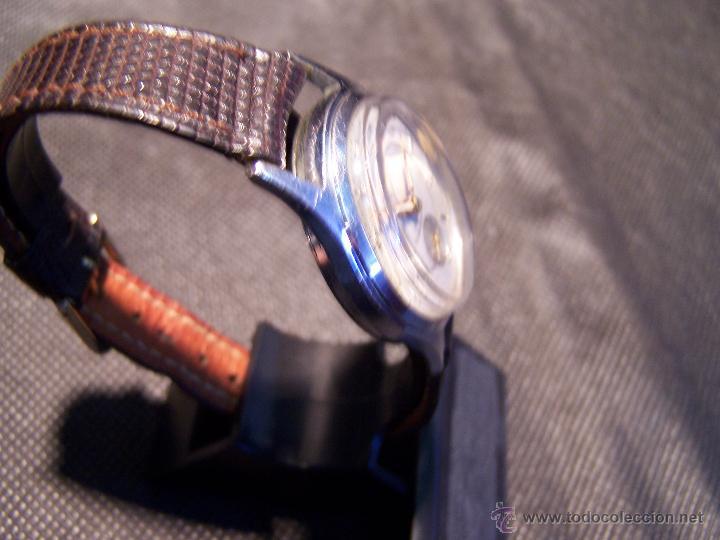 Relojes de pulsera: Antiguo reloj de pulsera de carga manual, ANKER - Foto 17 - 42036842