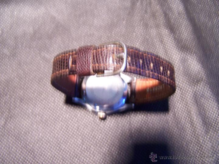 Relojes de pulsera: Antiguo reloj de pulsera de carga manual, ANKER - Foto 18 - 42036842