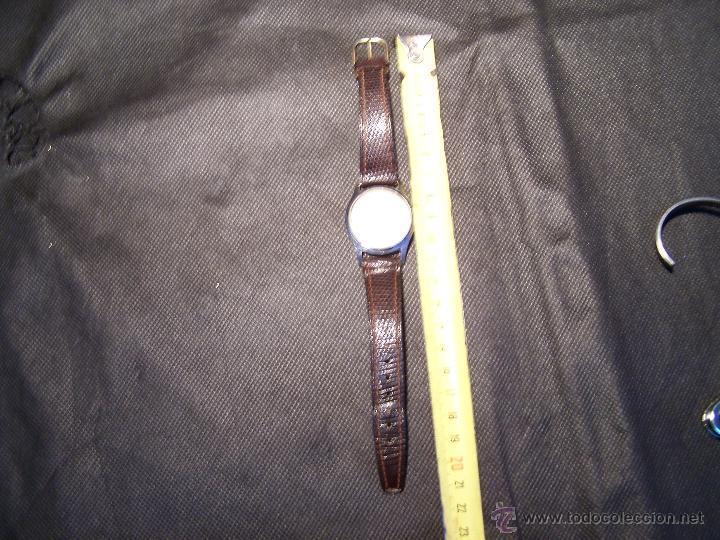 Relojes de pulsera: Antiguo reloj de pulsera de carga manual, ANKER - Foto 21 - 42036842