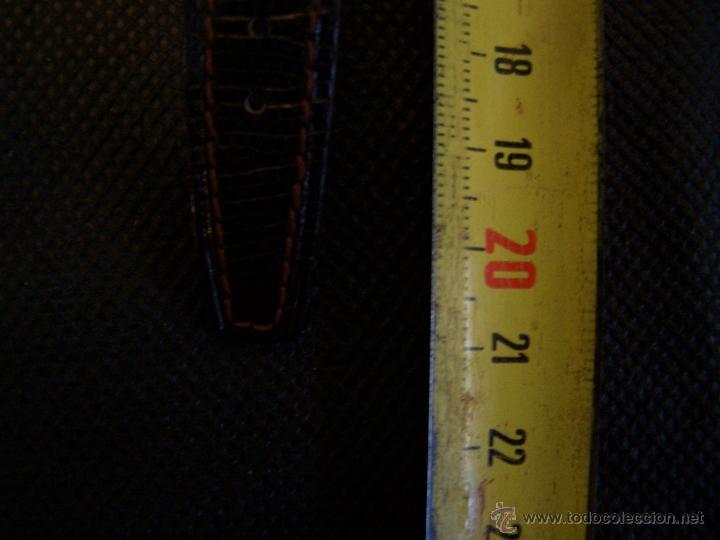 Relojes de pulsera: Antiguo reloj de pulsera de carga manual, ANKER - Foto 22 - 42036842
