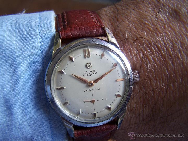 antiguo y raro modelo de reloj de caballero cym - Comprar Relojes ... f26c0ac2d1a4