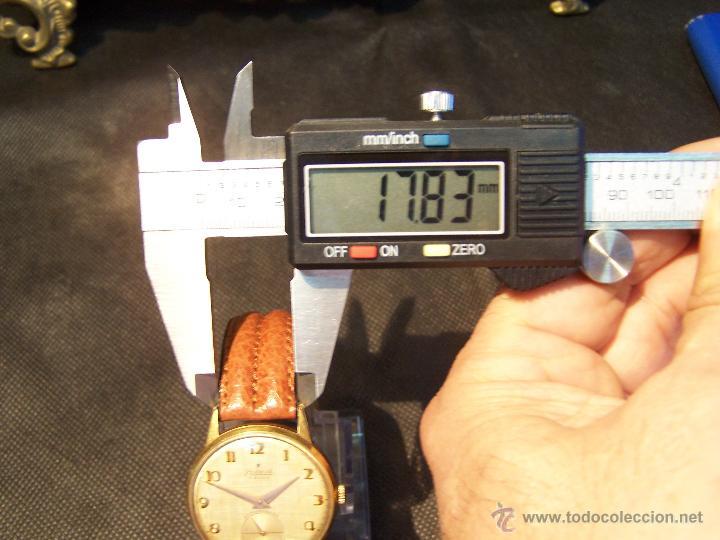 Relojes de pulsera: Precioso y antiguo reloj Radiant de carga manual con estrella de 5 puntas - Foto 35 - 42180956