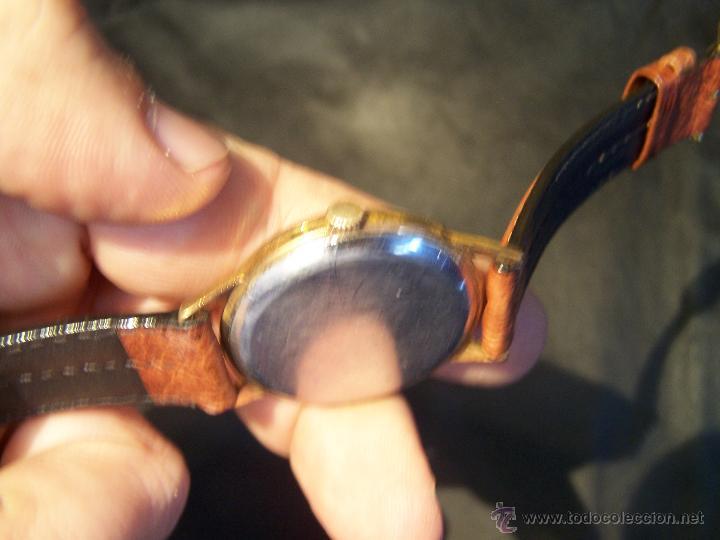 Relojes de pulsera: Precioso y antiguo reloj Radiant de carga manual con estrella de 5 puntas - Foto 45 - 42180956