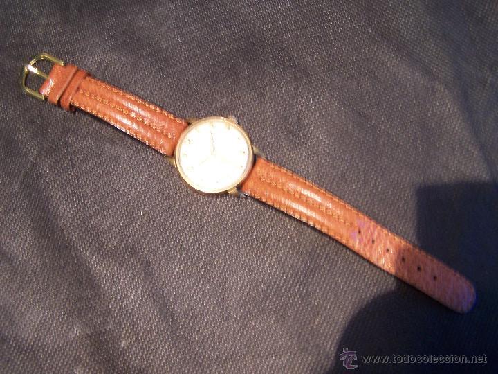 Relojes de pulsera: Precioso y antiguo reloj Radiant de carga manual con estrella de 5 puntas - Foto 46 - 42180956