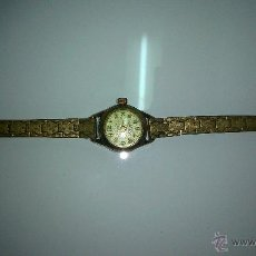 Relojes de pulsera: RELOJ MARCA SELIVA. CAL SUISSE. 17 JEWELS. . Lote 42210460
