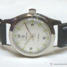 Relojes de pulsera: RELOJ TRESSA 17 RUBIS. INCABLOC ORIGINAL VINTAGE. Lote 42244310