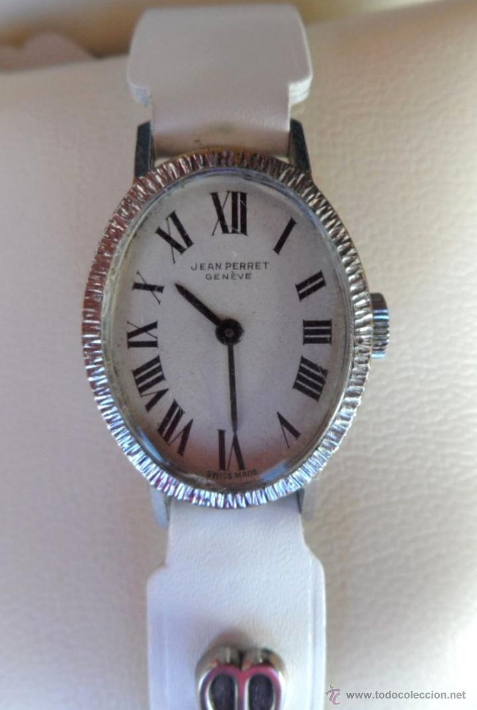 RELOJ JEAN PERRET GENEVE,CARGA MANUAL (Relojes - Pulsera Carga Manual)
