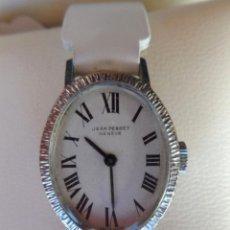 Relojes de pulsera: RELOJ JEAN PERRET GENEVE,CARGA MANUAL. Lote 42290815