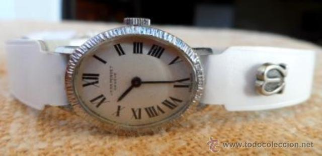 Relojes de pulsera: Reloj Jean Perret Geneve,carga manual - Foto 2 - 42290815