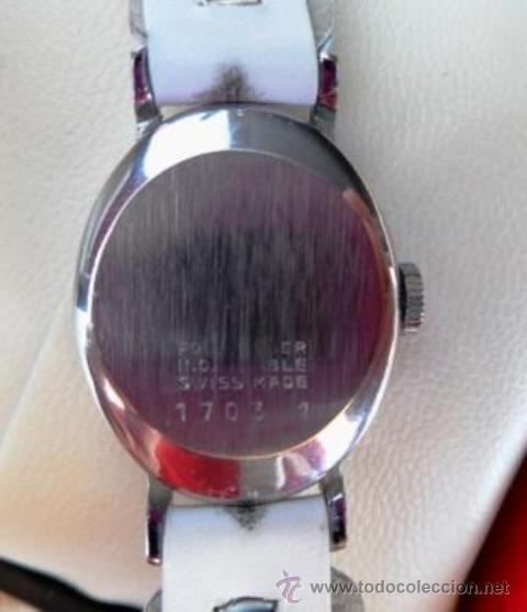 Relojes de pulsera: Reloj Jean Perret Geneve,carga manual - Foto 4 - 42290815