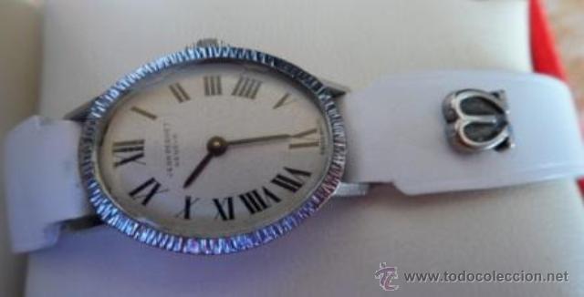 Relojes de pulsera: Reloj Jean Perret Geneve,carga manual - Foto 6 - 42290815