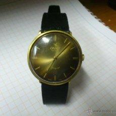 Relojes de pulsera: RELOJ A CUERDA CAMY GENEVA ROYAL SWISS MADE. FUNCIONANDO. Lote 42353352