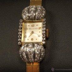 Relojes de pulsera: RELOJ SUIZO MOVADO EN ORO Y BRILLANTES. TOP.. Lote 42409813