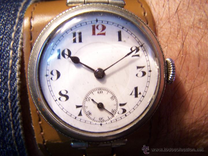 reloj de pulsera roskopf patent con caja estrel - Comprar Relojes ... 37dfccdadfb6