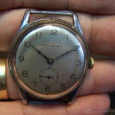 Relojes de pulsera: RELOJ ANTIGUO DE CABALLERO DE PASADORES FIJOS, PARA REPARAR O PARA PIEZAS. Lote 42579622