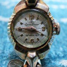 Relojes de pulsera: PRECIOSO RELOJ DE PULSERA PARA MUJER. BUSER FRERES. SUIZO. NUMERADO. Lote 42621212