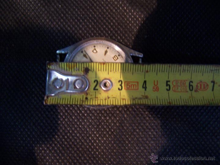 Relojes de pulsera: Antiguo reloj de pulsera Lord Nelson, de cuerda manual - Foto 8 - 42680109