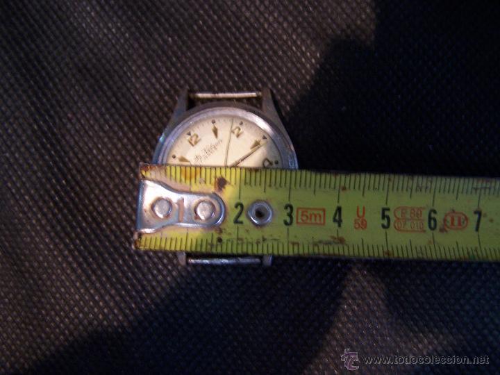 Relojes de pulsera: Antiguo reloj de pulsera Lord Nelson, de cuerda manual - Foto 9 - 42680109
