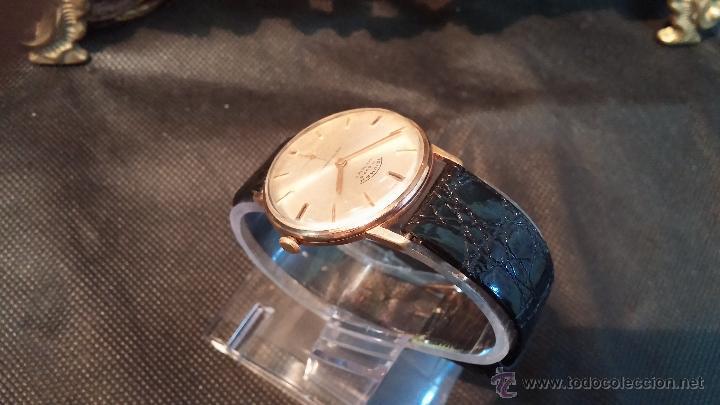 Antiguo Reloj Triumph 17 Rubis Incabloc Un V Comprar