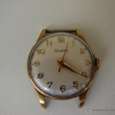 Relojes de pulsera: ANTIGUO RELOJ DUWARD DE SEÑORA. FUNCIONA. Lote 42916791