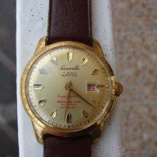 Relojes de pulsera: ANTIGO RELOJ CARAVELLE. CARGA MANUAL. PERFECTO FUNCIONAMIENTO. Lote 42916841