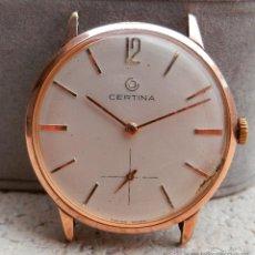 Relojes de pulsera: CERTINA SWISS 65 AÑOS EN PREFECTO FUNCIONAMIENTO. Lote 43027153