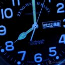 Relojes de pulsera: ZENO SWISS GRAN TAMAÑO. MECÁNICA AUTOMÁTICA MOVIMIENTO MANUAL. JEWELS 25.. Lote 43154575