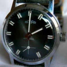 Relojes de pulsera: RADAR ANTIGUO RELOJ MECÁNICA CUERDA MANUAL. AÑOS 1.960-70.. Lote 43206027