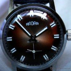Relojes de pulsera: SIWWS RELOJ RADAR MECÁNICA CUERDA MANUAL.AÑOS 60.. Lote 43211446