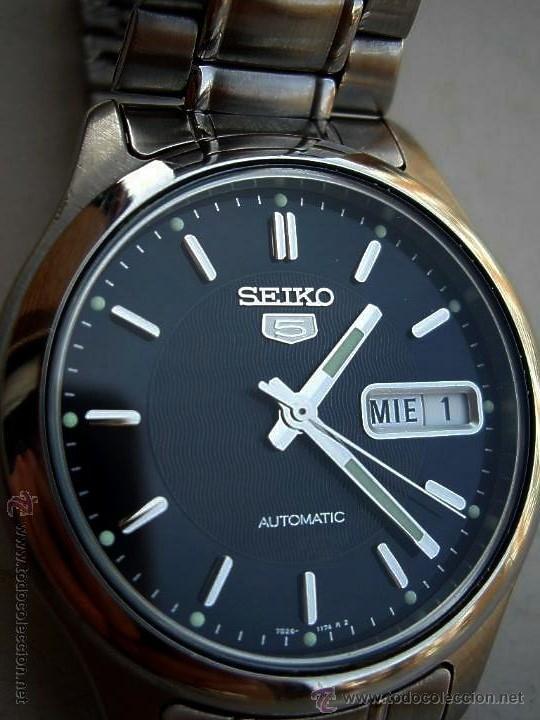 3d3c7e605436 Reloj seiko 5 automático - Vendido en Venta Directa - 43389554