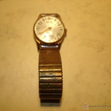 Montres-bracelets: CARTEL - 15 RUBIS - RELOJ Y CORREA METALICA - NO FUNCIONA.. Lote 43453103