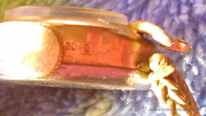Relojes de pulsera: Precioso reloj baño de oro , de señora marca SPERA 17 jewels SWISS MADE. - Foto 9 - 43479891