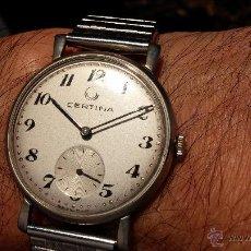 Relojes de pulsera: PRECIOSO Y PRECISO RELOJ ANTIGUO CERTINA KF. 320, DE CARGA MANUAL. Lote 43503421