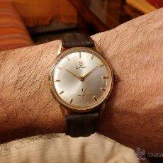 Relojes de pulsera: RELOJ ANTIGUO CYMA, CON EL AFAMADO K-586 Y UN NÚMERO DE MAQUIARIA 387063, MUY BAJO. Lote 43612719