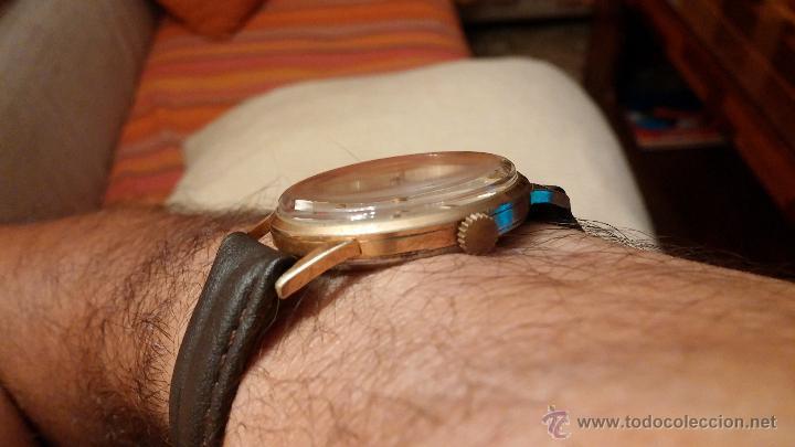 Relojes de pulsera: Reloj antiguo Cyma, con el afamado k-586 y un número de maquiaria 387063, muy bajo - Foto 3 - 43612719